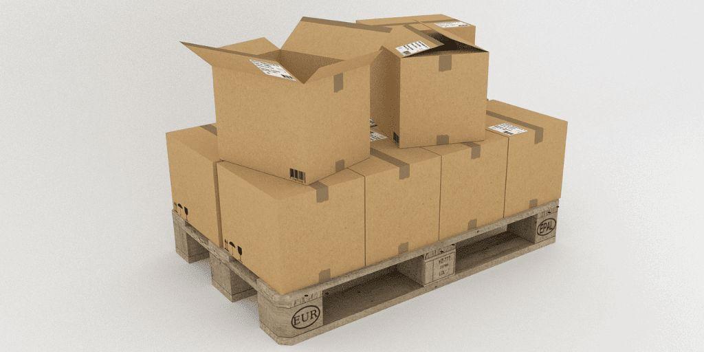 Cajas de embalajes para mudanzas - cajas de cartón - Mudanzas TransDomínguez