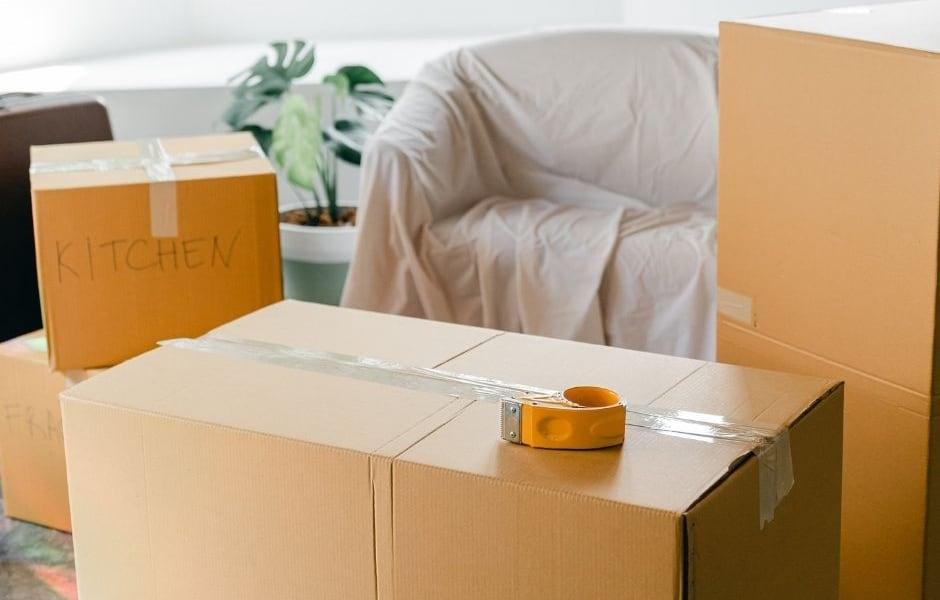 Guardamuebles en Mallorca Transdomínguez - Preparación de embalado de muebles y enseres del hogar