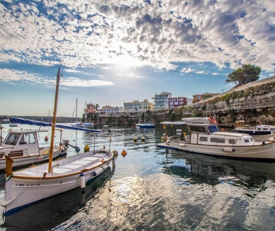 Mudanzas interprovinciales Menorca